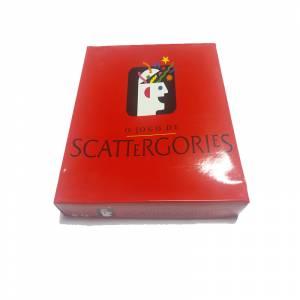 Mini Juegos - Scattergories (IDIOMA PORTUGUES) - Mini juego (PDE) (Últimas Unidades)