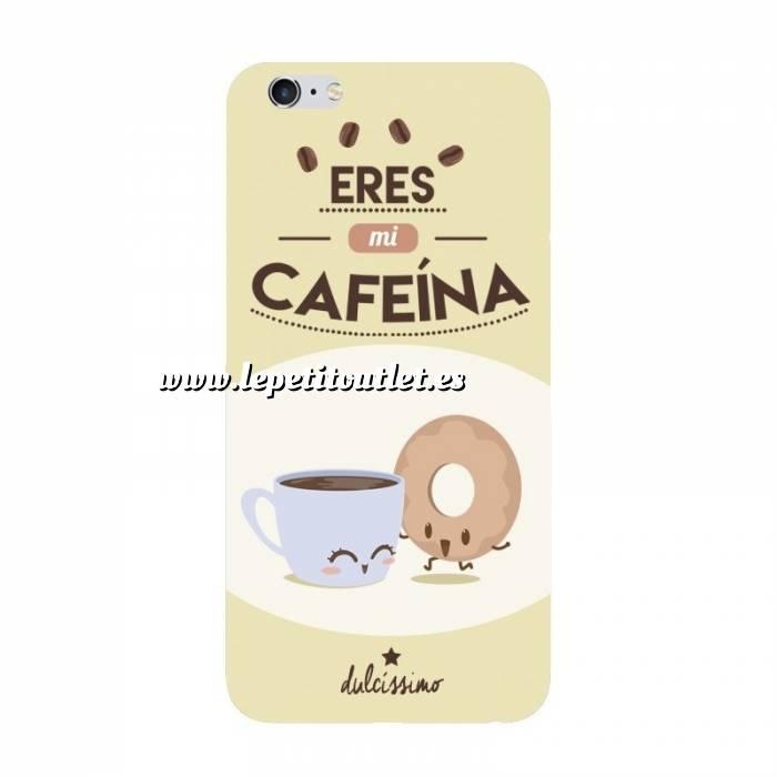 Imagen Fundas para móvil Funda de móvil: Eres mi cafeína.