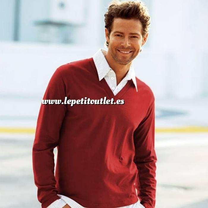 Imagen Talla 42-44 (M) Camisa más Camiseta Roja Talla 44-46 (Ref.003947) (Últimas Unidades)