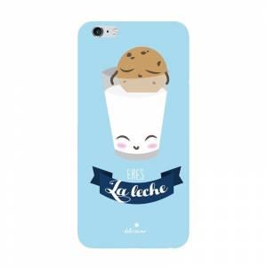 Fundas para móvil - Funda de móvil: Eres la leche.