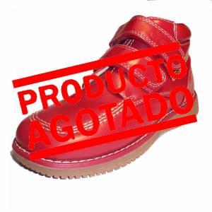 Rojo - BTIN Botín niño en piel Rojo Talla 31