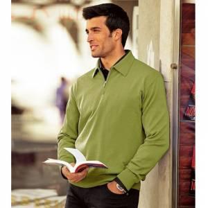 Talla 43-46 (XL) - Camiseta Polo Verde Talla 44-46 (Ref.028272) (Últimas Unidades)